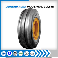 Good farm tractor front tyre manufacturer 10.00-16 11.00-16 F2 pattern