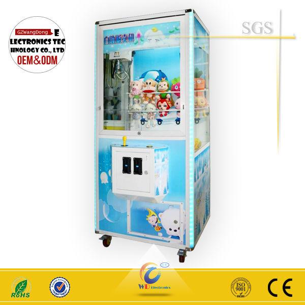 claw machine arcades