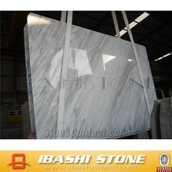 Greece imported volakas white marble for wall and floor tiles