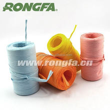 hot sell colored twisted paper cord