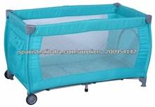 Cm 120*60 baby cama de viaje bebé parque infantil bebé portátiles cuna bebé cama cuna