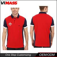 2015 Popular polo shirt embroidered mens polo shirt custom polo shirt design