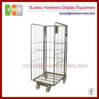 Foldable Steel Roll Cage/ Roll Tainer/ Roll Container