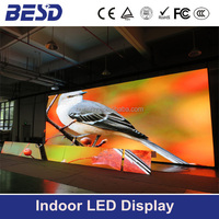 High definition SMD p4 led display led indoor display 4mm pixel pitch led display