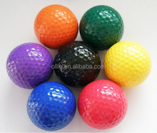 new arrival blank high qualtity cheap price golf ball