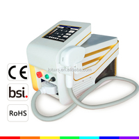 Professional Germany portable 808nm Diode Laser permanent hair removal beauty equipment&machine with CE