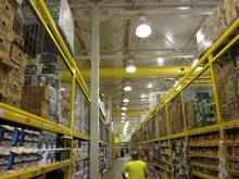 Factory Whole sale Price Energy-saving 140lm/W 150W Hook LED High bay