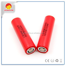 HE2 18650 battery 18650 rechargeable battery 2500mAH high discharge 35Amps 3.7v 18650 lithium ion battery