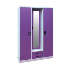 steel or iron wardrobe design hostel furniture metal lockers