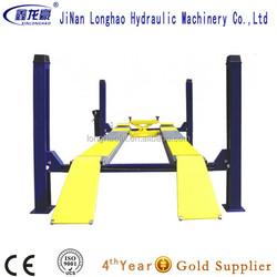 used 4 post car hoist lift