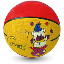 cheap promotional basketball basketball for advertising