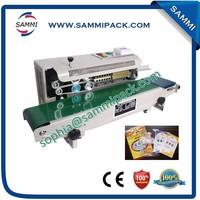 digital counter continuous band sealing machine heat sealer machine FR-900