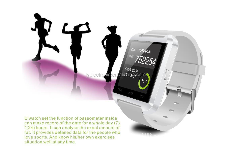 Alibaba express hot selling multi-function U8 smart watch,Alibaba China supplier wholesale bluetooth watch
