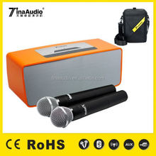 2015 New Product Seamless steel live speaker system