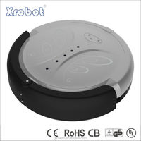 Bagless auto charge robot vacuum carpet cleaner like electrolux with UV lamp