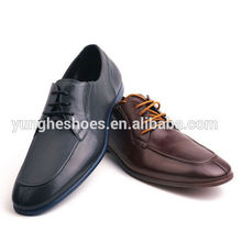 stlish genuine leather men's shoes made in China