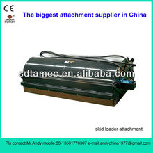 sweeper for skid steer loader (skid loader attachment,bobcat attachment)