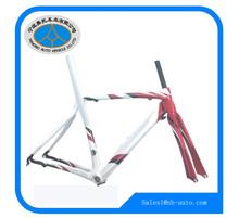 700C cuadro carbono de bicicleta carretera hecho por fábrica china