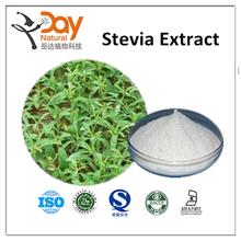 Natural Stevia Extract Powder Stevia ra 98% Manufacturer