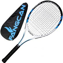 A8 Carbon Aluminum Composite Adult 102 SQ.IN in Head Size Powerful Tennis Racket