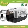pet carrier portable plastic lowes dog kennels