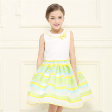 2015 Alibaba Wholesale Amazing Frocks Design Fashion Girl Party And Casual Wear Dress