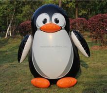 2015 Cute Inflatable Chrismas Giant Penguin Decoration
