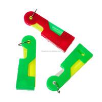 Wholesale Mixed Automatic Practical Plastic Needle Threaders