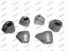 kennametal toolholder or blocks of pavement road teeth milling machine cutter