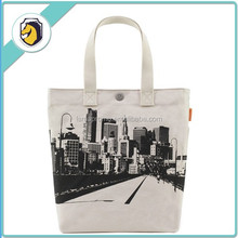 China Goods Wholesale woven straw bag beach rope tote canvas bag