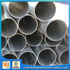 BS 1387 erw hot gi galvanize steel pipe for fence