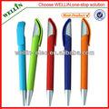 安いボールペン/bz267aプラスチックプロモーションペン