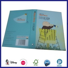 Cardboard Talking Self Adhesive Pvc Sheet Photo Album