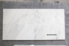 """12""""x24"""" first class polished oriental white marble tile for floor and wall"""
