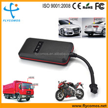 IOS & Android app micro GPS Car tracker without sim card provided fleet managerment car alarm system