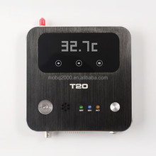 WIFI GSM GPRS wireless baby room temperature and humidity monitoring T20