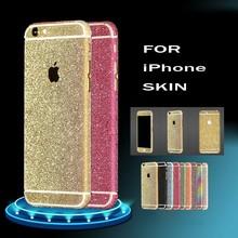 bling bling cover case mobile phone,bling skin full sticker for iphone 6