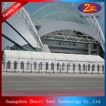 25m large party tent tendas para even to exhibition tent or warehouse