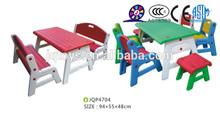 2014 caliente venta de plástico juego de mesa para el jardín de infantes