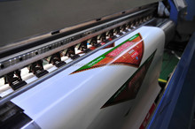 indoor pp adhesive poster printing service, outdoor poster, indoor poster
