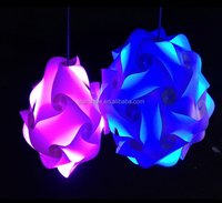 Hottest Promotional Gift New Design Colorful IQ Puzzle Lamp,IQ lamp