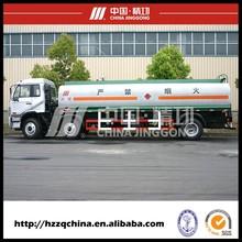 2015 China Hot Sale Tri-axle Heavy Fuel Oil Tanker Truck Trailer