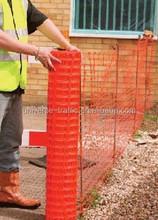 manufacturer price HDPE orange plastic safety fence barrier
