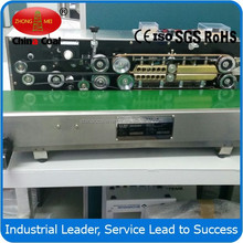 FRD-1000 New Condition continuous bag sealing machine and Electric Driven Type plastic bag sealer