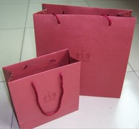 gift paper bag for shopping