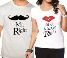 design your own customized short sleeve couple shirt