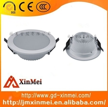 High power 7W small round led panel light