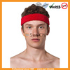 custom embroidered tennis headbands sweatbands no moq
