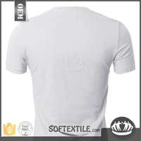 softextile modal and white high quality pima slim fit egyptian cotton bulk 100% cotton wholesale blank t-shirts wholesales