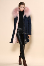 new coats be warm lined hooded women woolen overcoat